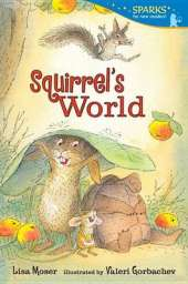 Squirrel's World: Candlewick Sparks