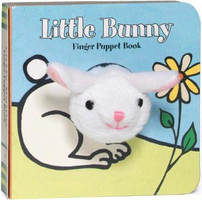 Little Bunny Finger Puppet Book: Finger Puppet Book