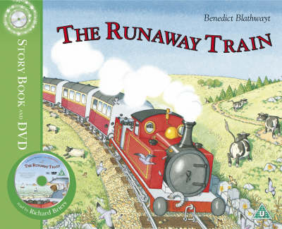 Little Red Train: The Runaway Train