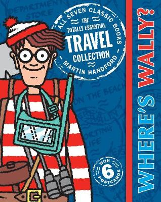 Where's Wally? The Totally Essential Travel Collection