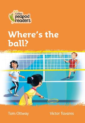 Level 4 - Where's the ball?