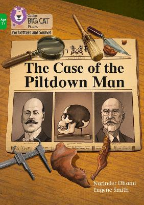 The Case of the Piltdown Man: Band 05/Green