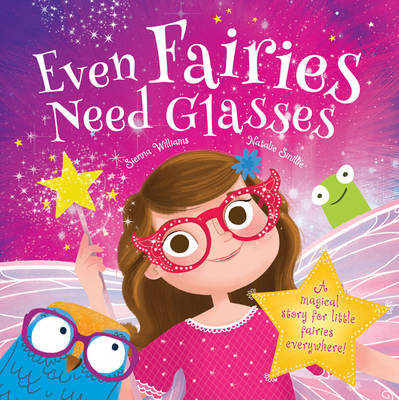 Even Fairies Need Glasses
