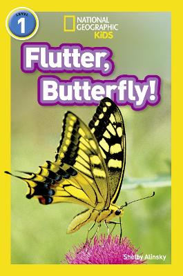 Flutter, Butterfly!: Level 1