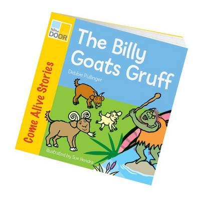 The Billy Goats Gruff Big Book