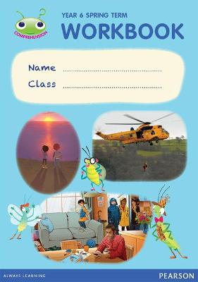 Bug Club Pro Guided Y6 Term 2 Pupil Workbook