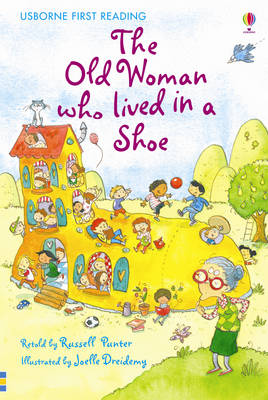 The Old Woman Who Lived in a Shoe
