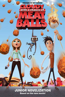 Cloudy with a Chance of Meatballs Junior Novelisation