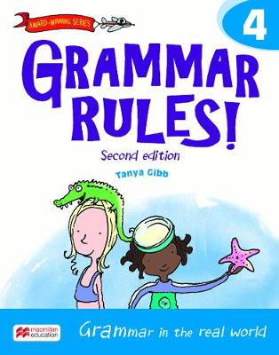 Grammar Rules! 2E Book 4
