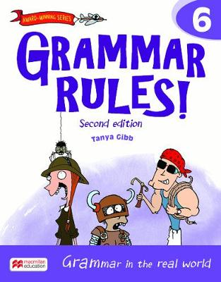 Grammar Rules! 2E, Book 6