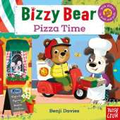 Bizzy Bear: Pizza Time