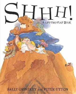 Shhh! Lift-the-Flap Book