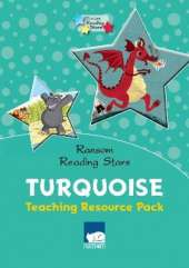 Reading Stars Turquoise Teaching Resource Pack