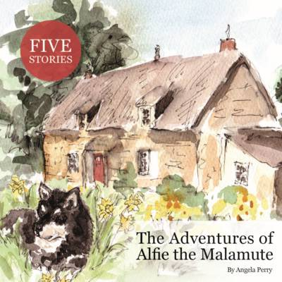 The Adventures of Alfie the Malamute