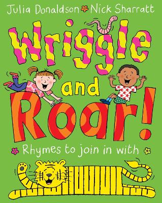 Wriggle and Roar!