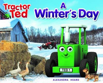 Tractor Ted A Winter's Day