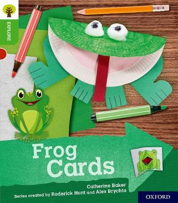 Oxford Reading Tree Explore with Biff, Chip and Kipper: Oxford Level 2: Frog Cards
