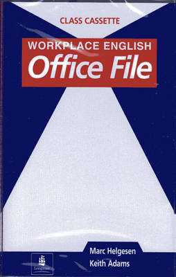 Workplace English Office File Cassette (1)
