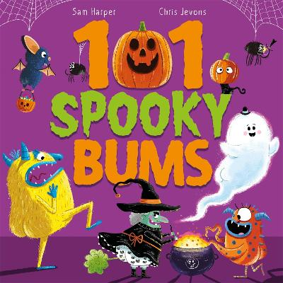 101 Spooky Bums