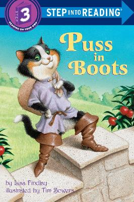Puss In Boots: Step Into Reading 3