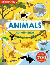 Sticker Play Animals