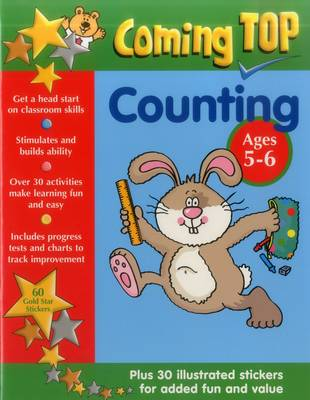Coming Top: Counting - Ages 5-6