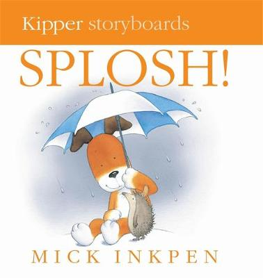 Kipper: Splosh Board Book
