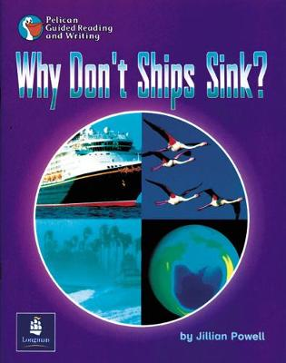 Why don't ships sink? Year 4 Reader 12