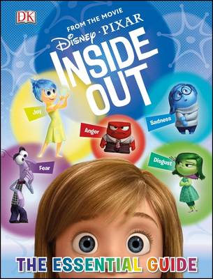 Disney Pixar the Inside Out Essential Guide