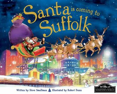 Santa is Coming to Suffolk
