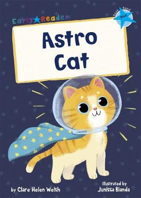 Astro Cat: (Blue Early Reader)
