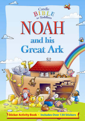 Noah and His Great Ark: Sticker Fun