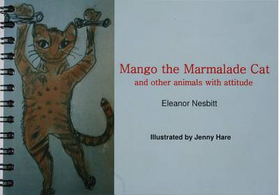 Mango the Marmalade Cat: And Other Rhymes
