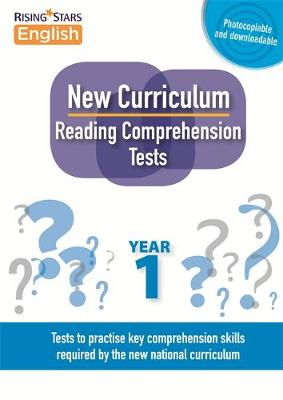 New Curriculum Reading Comprehension Tests Year 1