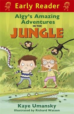 Early Reader: Algy's Amazing Adventures in the Jungle