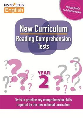New Curriculum Reading Comprehension Tests Year 2