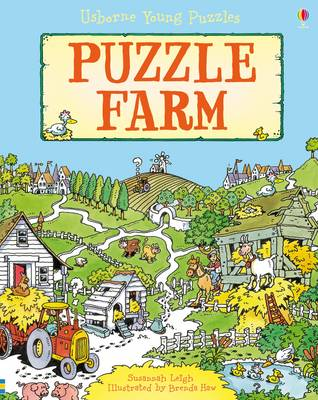 Young Puzzles Puzzle Farm