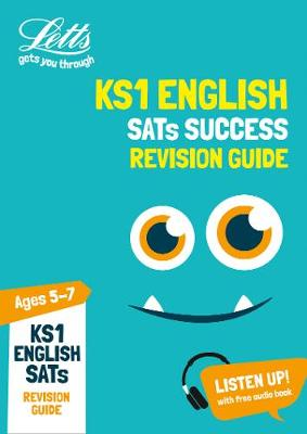 KS1 English SATs Revision Guide: For the 2021 Tests