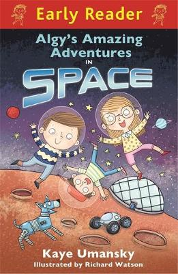 Early Reader: Algy's Amazing Adventures in Space