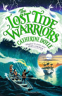 The Lost Tide Warriors: Storm Keeper Quartet 2