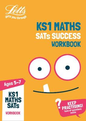 KS1 Maths SATs Practice Workbook: For the 2021 Tests