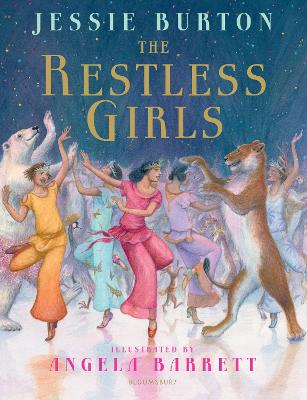 The Restless Girls: A dazzling, feminist fairytale from the bestselling author of The Miniaturist