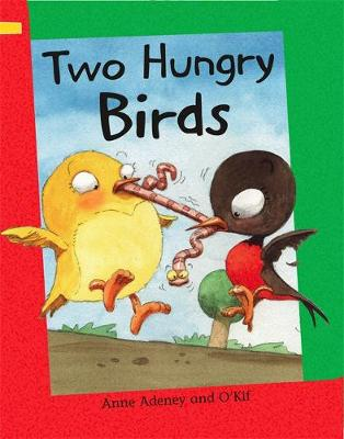 Reading Corner: Two Hungry Birds