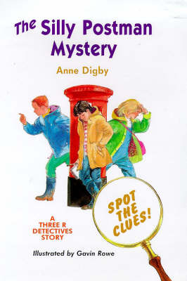 Three R Detectives and the Silly Postman Mystery