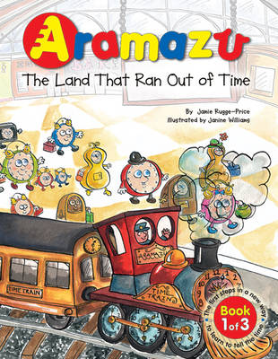 Aramazu: The Land That Ran Out of Time