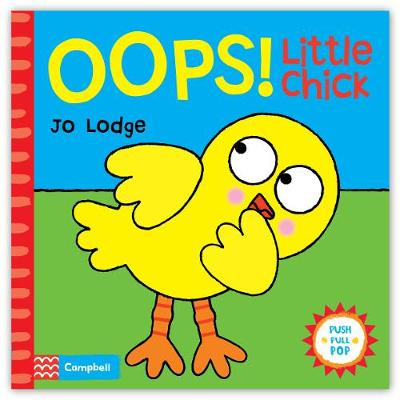 Oops! Little Chick: An Interactive Story Book