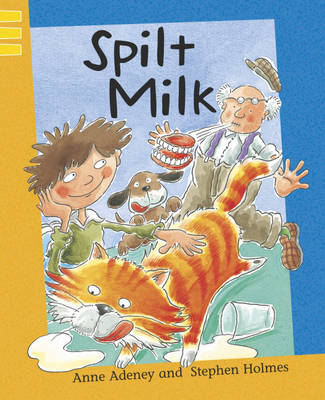 Reading Corner: Spilt Milk