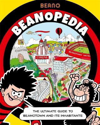 Beanopedia: The ultimate guide to Beanotown and its inhabitants
