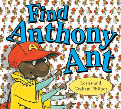 Find Anthony Ant