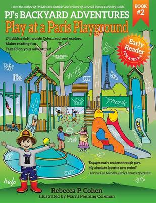 PJ's Backyard Adventures: Play at a Paris Playground